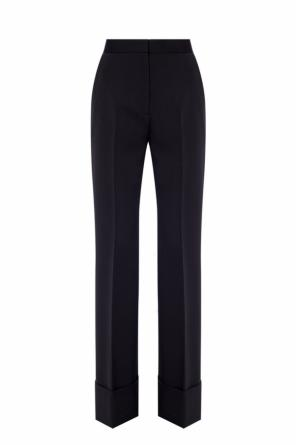 Trousers with a crease od Stella McCartney