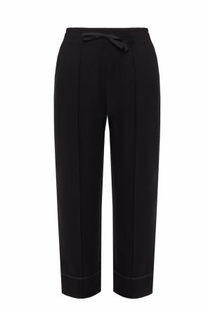 Trousers with slip pockets od McQ Alexander McQueen
