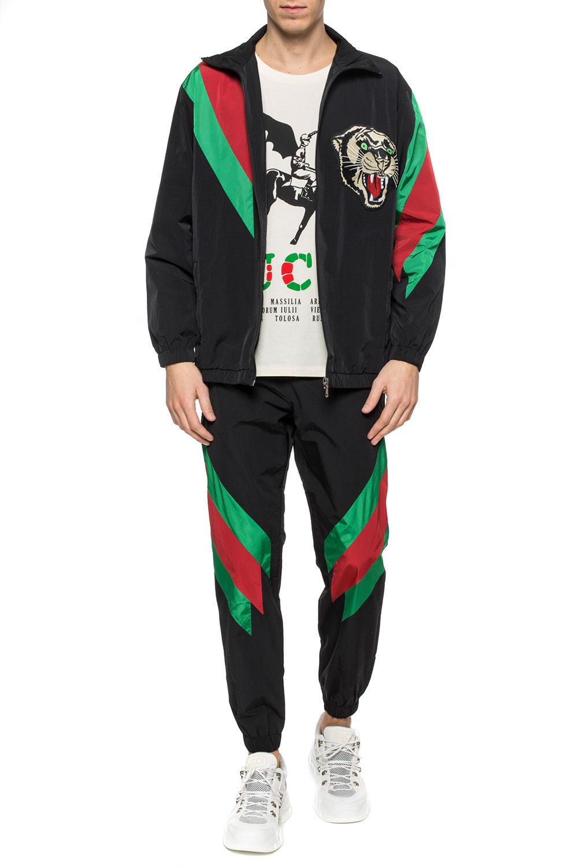 Gucci 'Web' joggers