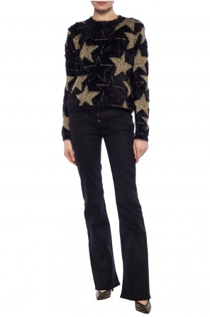 Flared jeans od Saint Laurent
