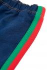 Gucci Kids Logo trousers
