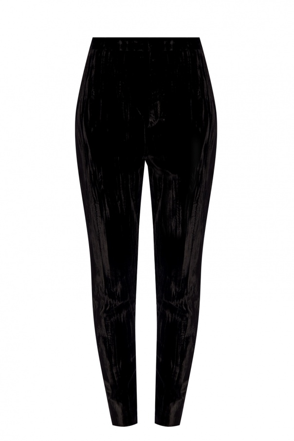 Saint Laurent Tapered leg trousers