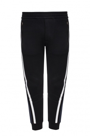Side stripe sweatpants od Alexander McQueen