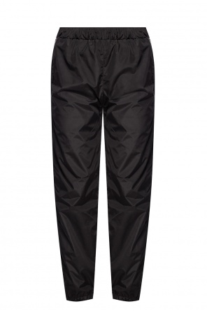 Trousers with logo od McQ Alexander McQueen