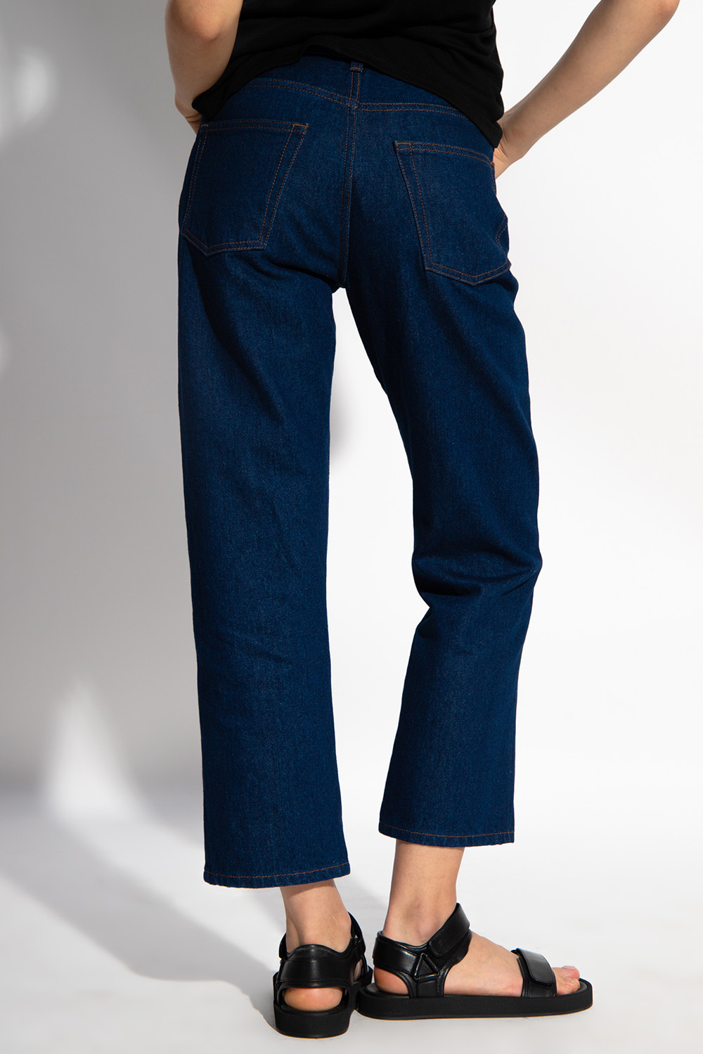 The Row 'Lesley' jeans