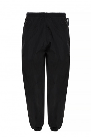 dfc242264c608 Sweatpants with logo od Balenciaga Sweatpants with logo od Balenciaga