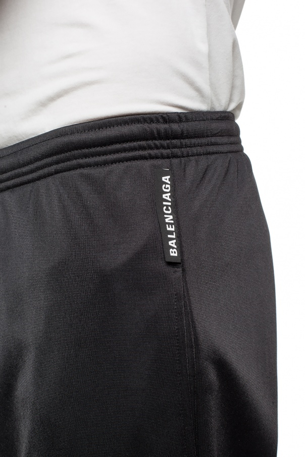 Balenciaga Spodnie dresowe z logo X1ORUdo8