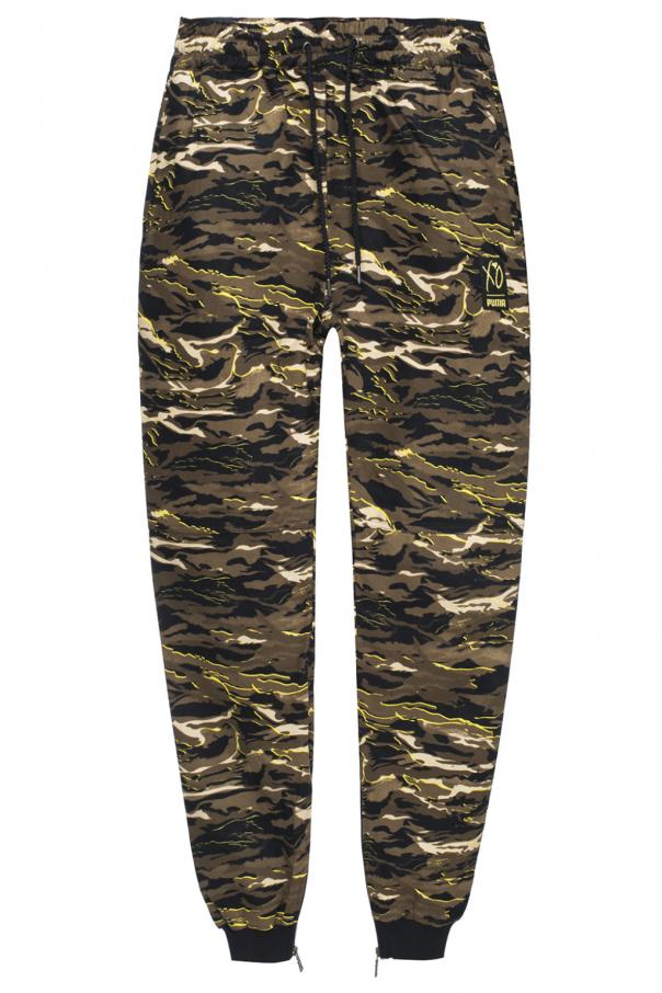 71e8e253a905 Camo sweatpants Puma XO by The Weeknd - Vitkac shop online