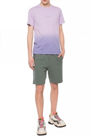Sweat shorts with logo od Stella McCartney