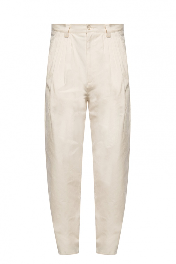 Gucci Cotton trousers