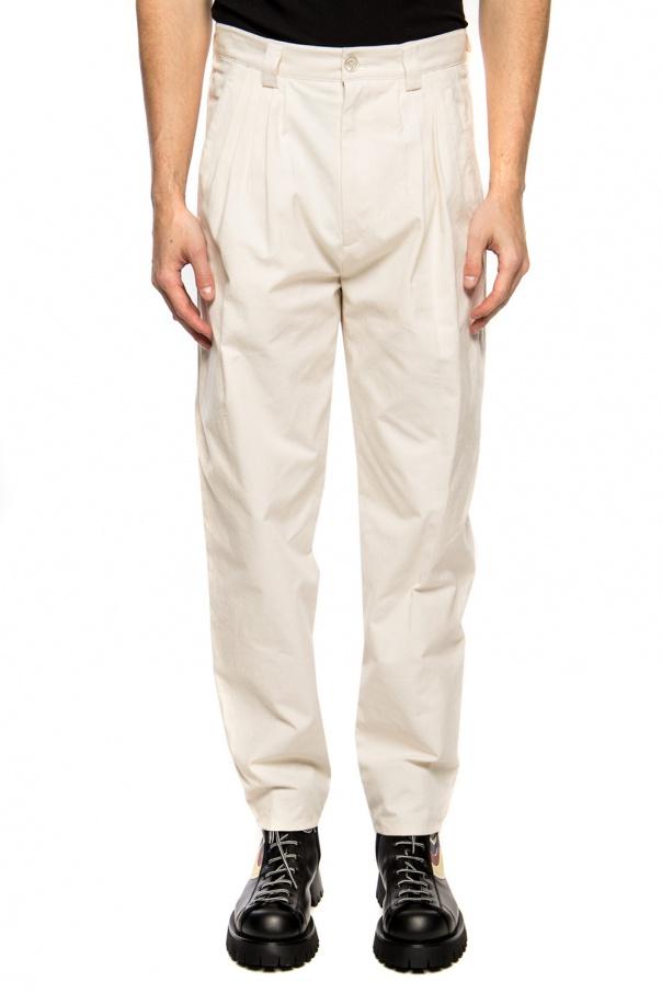 Cotton trousers od Gucci
