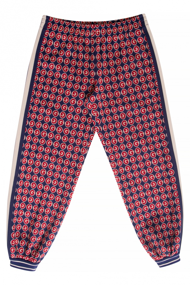 Gucci Kids Logo jogging pants