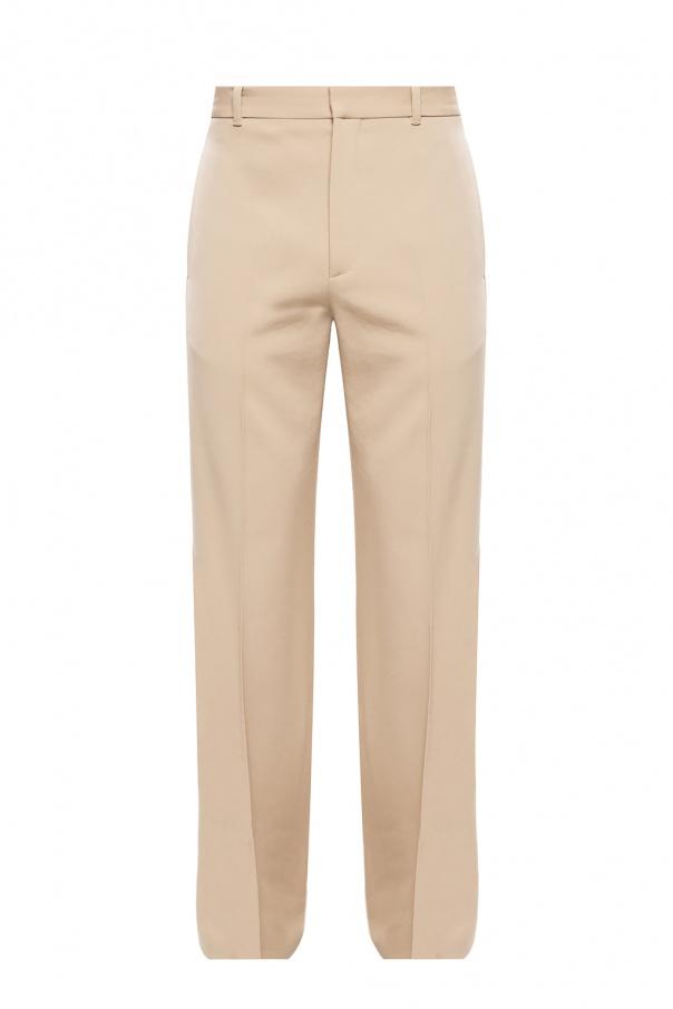 Balenciaga Creased trousers