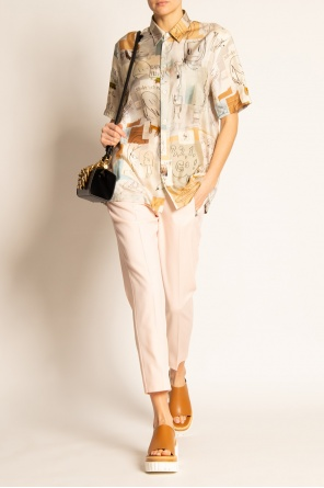 Pleat-front trousers od Stella McCartney