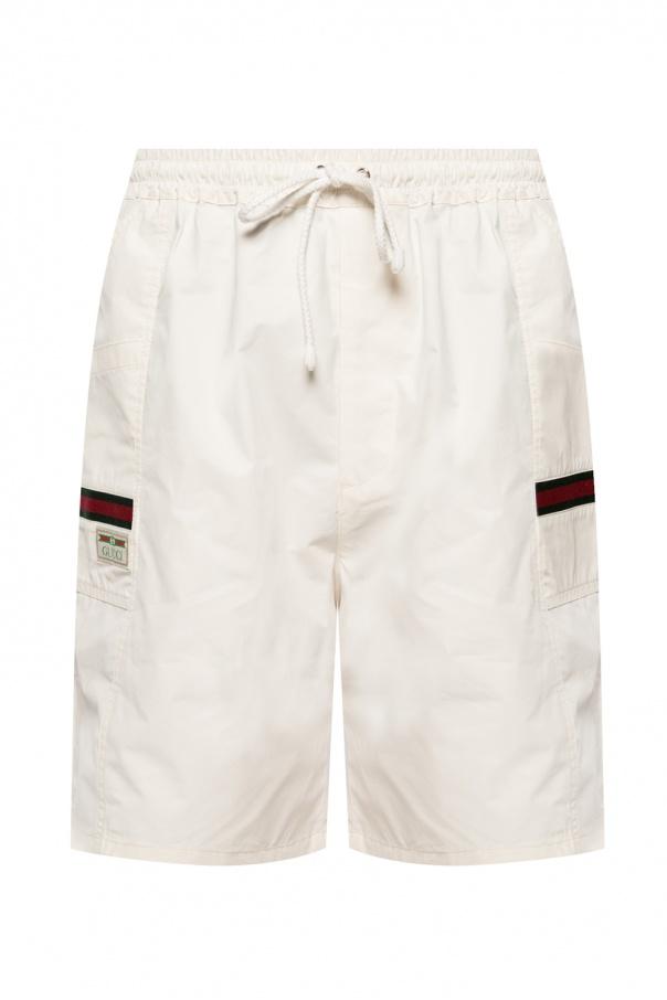 Gucci Logo shorts