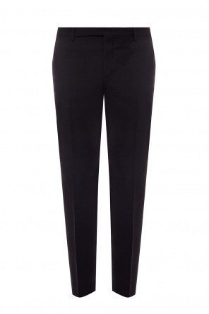 Pleat-front trousers od Saint Laurent