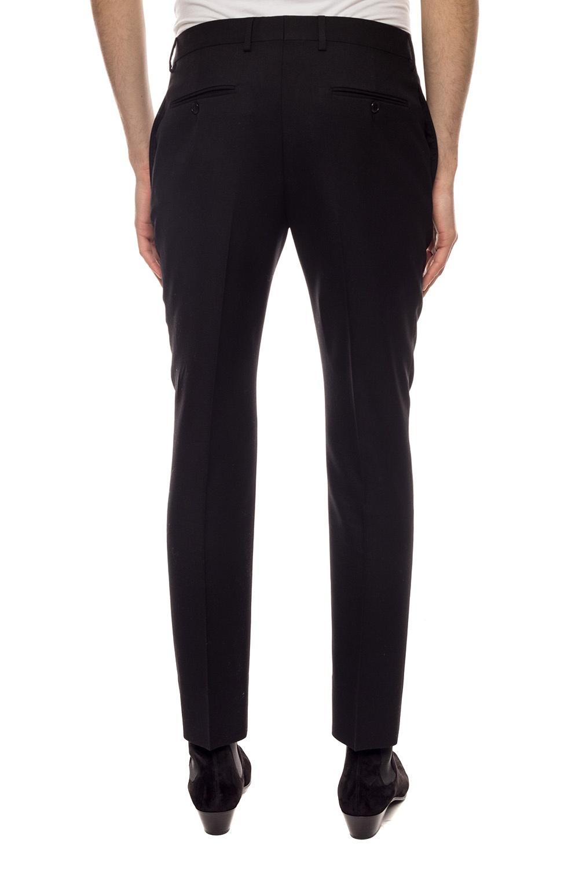 Saint Laurent 褶皱长裤