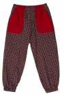 Gucci Kids Patterned trousers