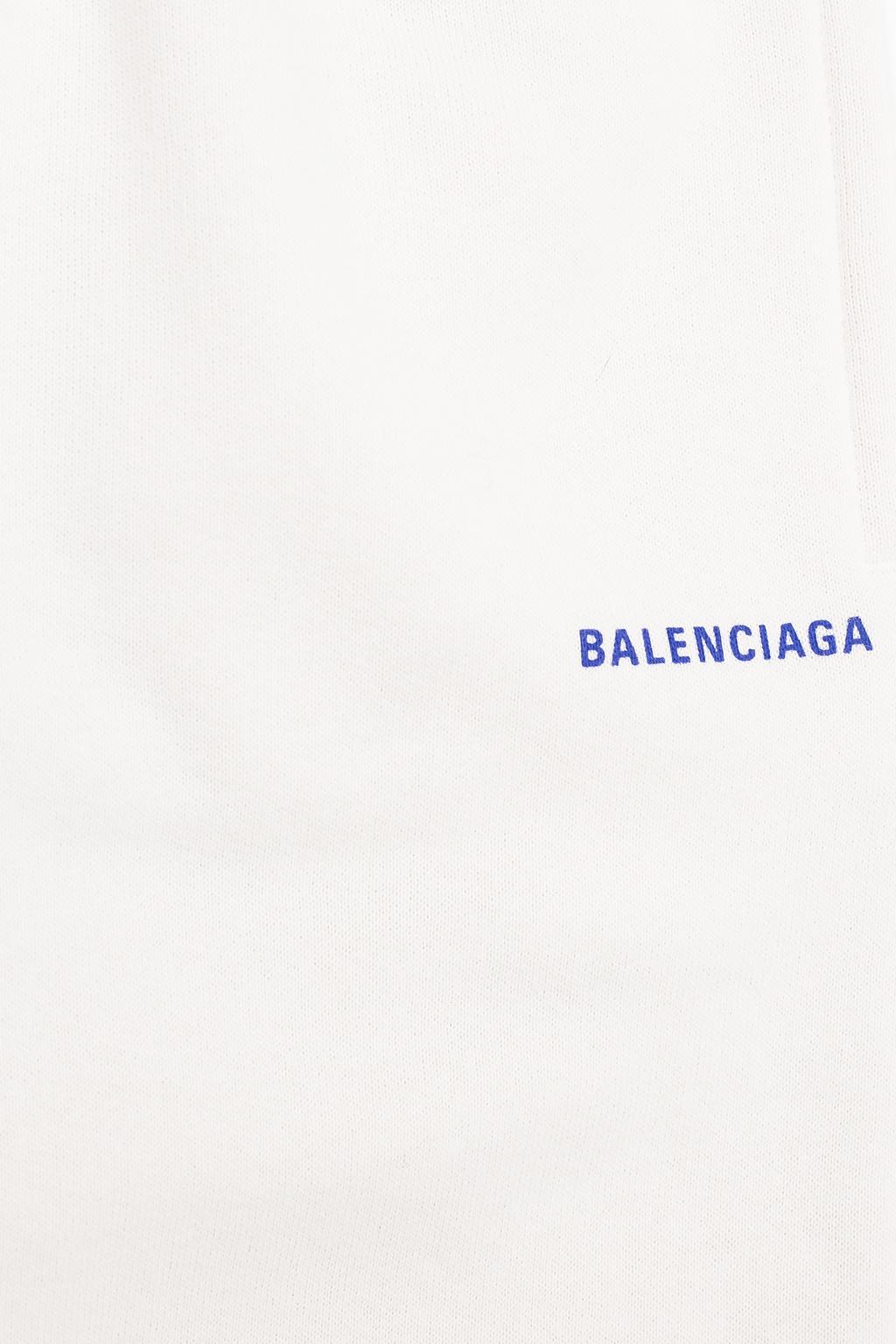 Balenciaga Kids Sweatpants with logo