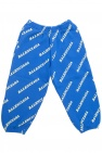 Balenciaga Kids Logo sweatpants