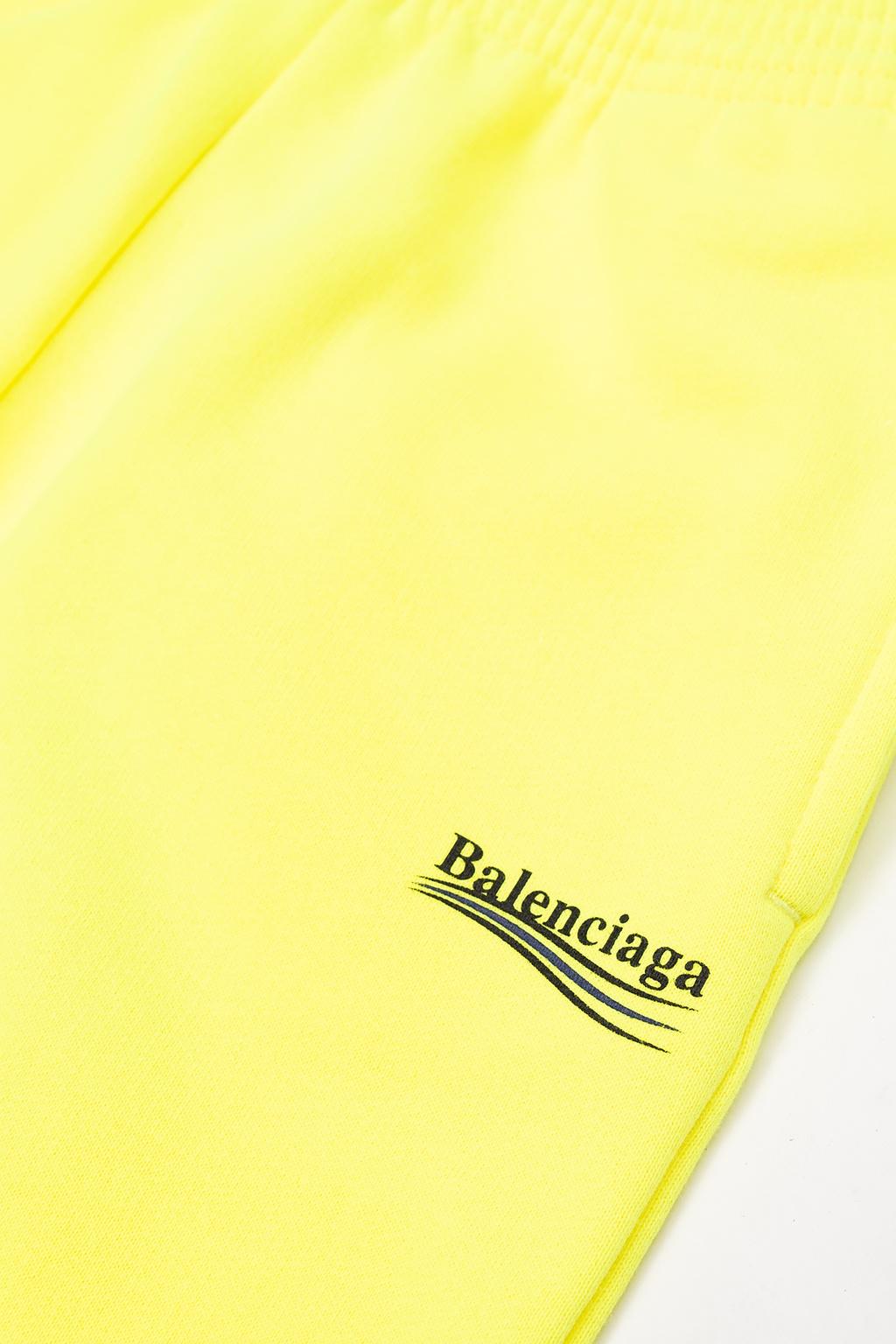Balenciaga Kids 品牌运动裤