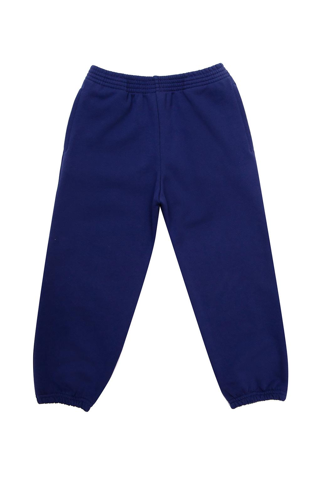 Balenciaga Kids Sweatpants with pockets