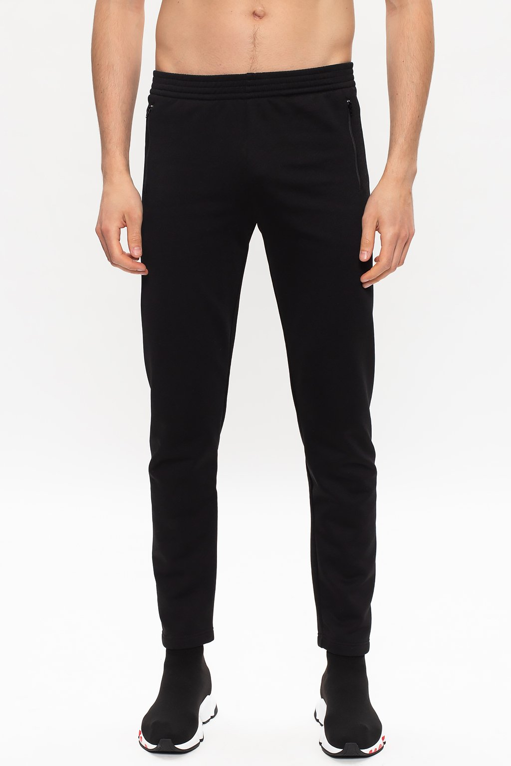 Balenciaga Tapered leg sweatpants