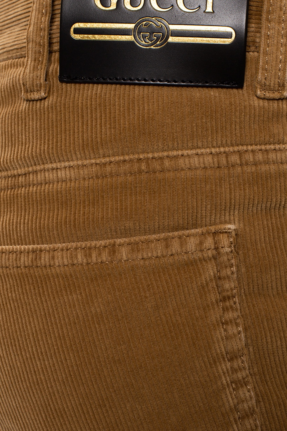 Gucci Corduroy trousers