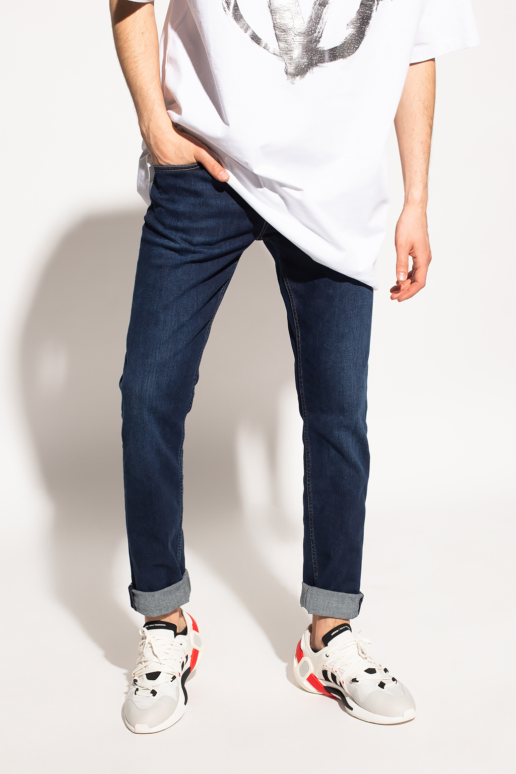 Alexander McQueen Jeans with pockets