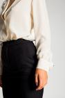 Saint Laurent Pleat-front trousers