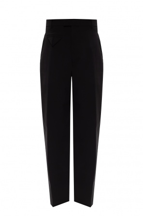 High waist trousers od Bottega Veneta