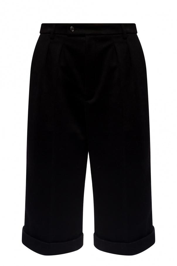 Saint Laurent High-waisted trousers