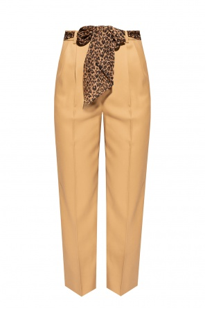 Pleated trousers od Saint Laurent
