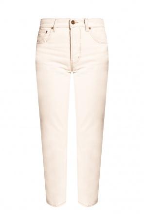 Straight leg jeans od Saint Laurent