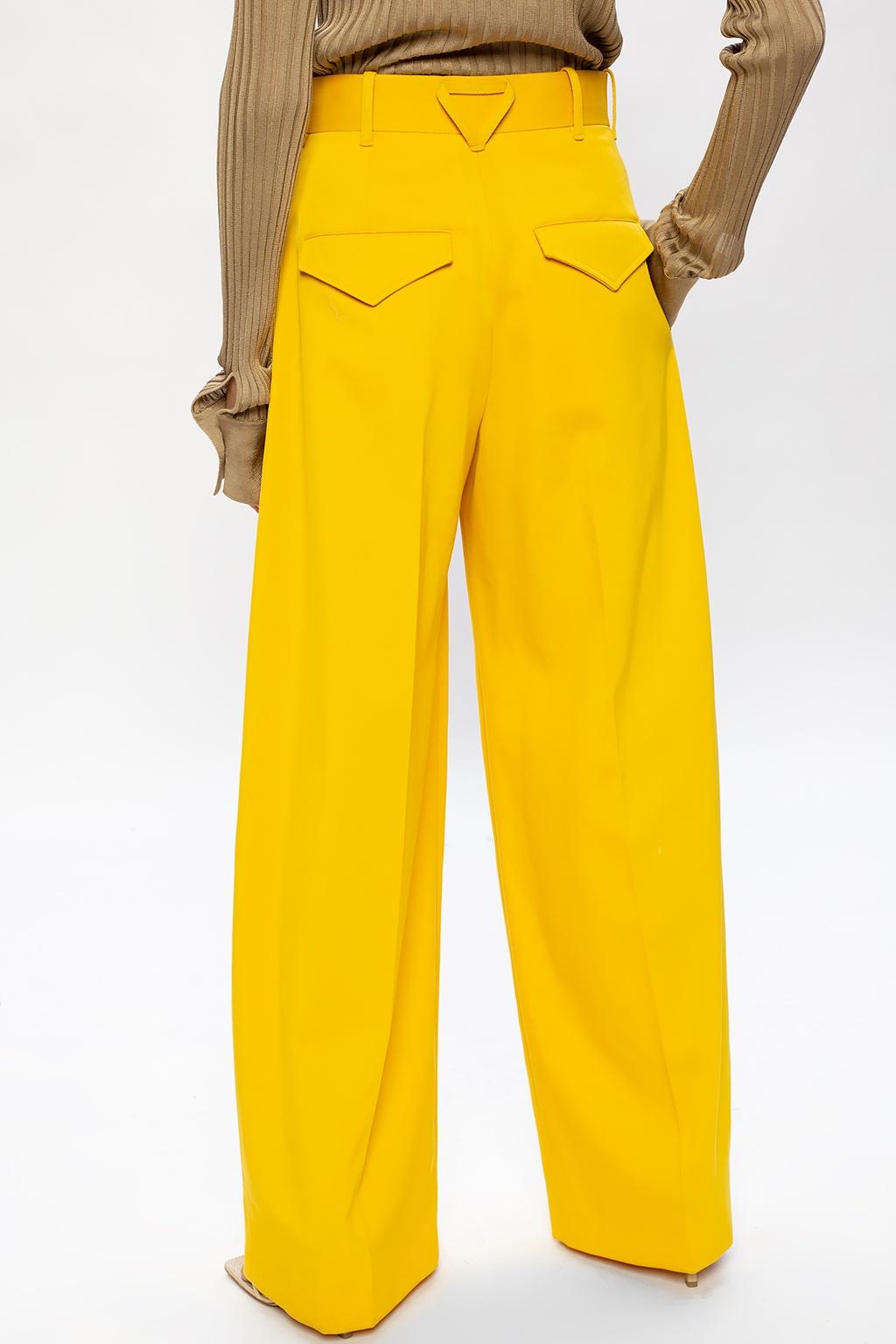 Bottega Veneta Pleat-front trousers