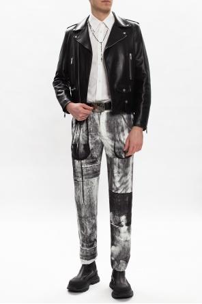 印花长裤 od Alexander McQueen