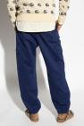 Gucci Spodnie z kieszeniami