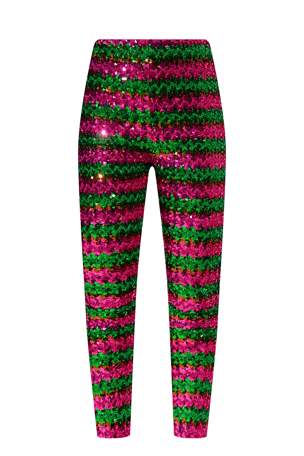 Gucci Sequinned trousers