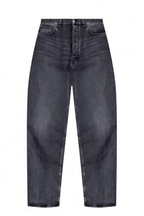 超大款牛仔裤 od Balenciaga