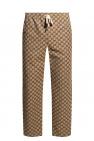Gucci Spodnie z logo