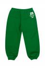 Gucci Kids Sweatpants with logo