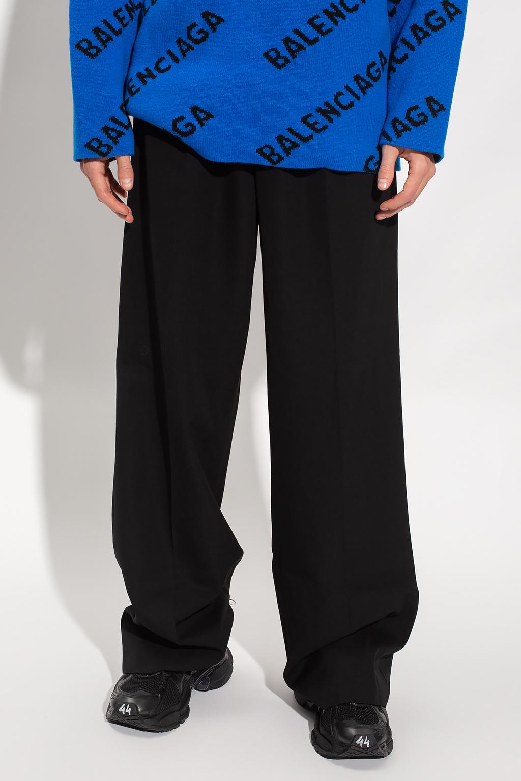 Balenciaga Pleat-front trousers