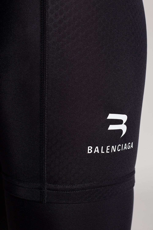 Balenciaga Leggings with logo