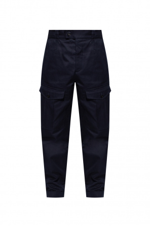 Trousers with multiple pockets od Alexander McQueen
