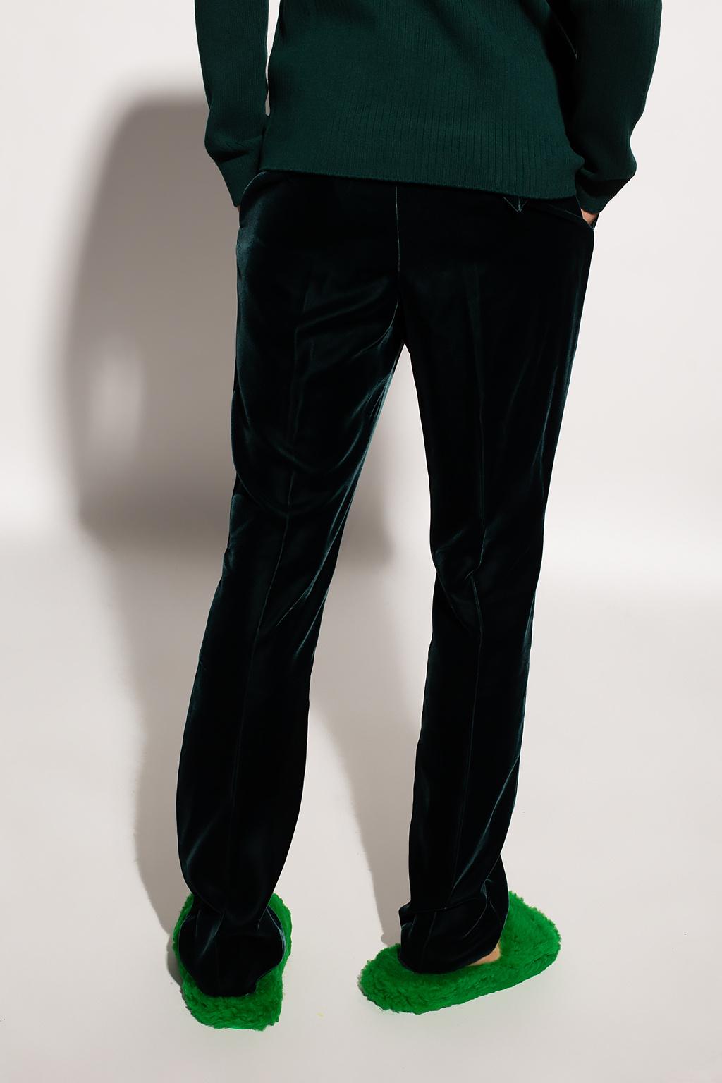 Bottega Veneta Velvet trousers