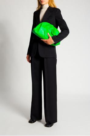 Pleat-front trousers od Bottega Veneta