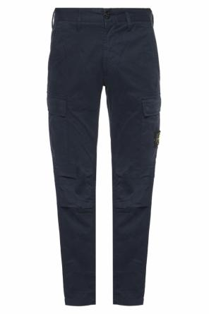 Trousers with pockets od Stone Island