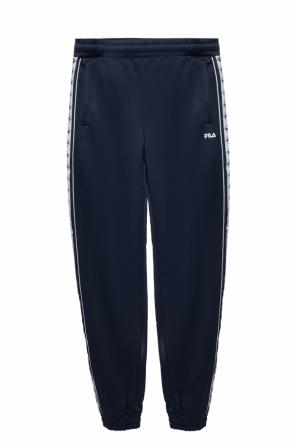 Track pants with side panels od Fila