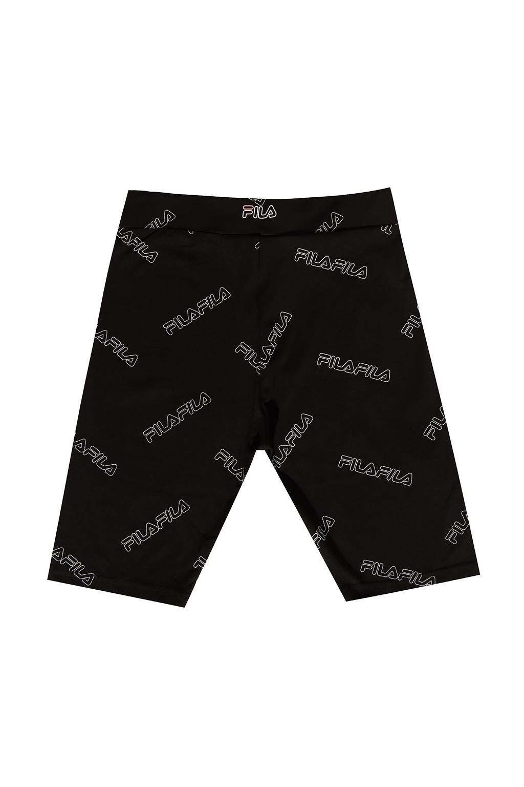 Fila Kids Cropped leggings with logo