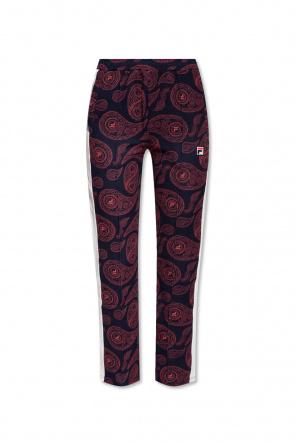 Trousers with logo od Fila